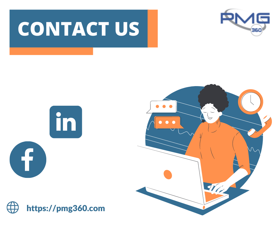 Contact PMG360