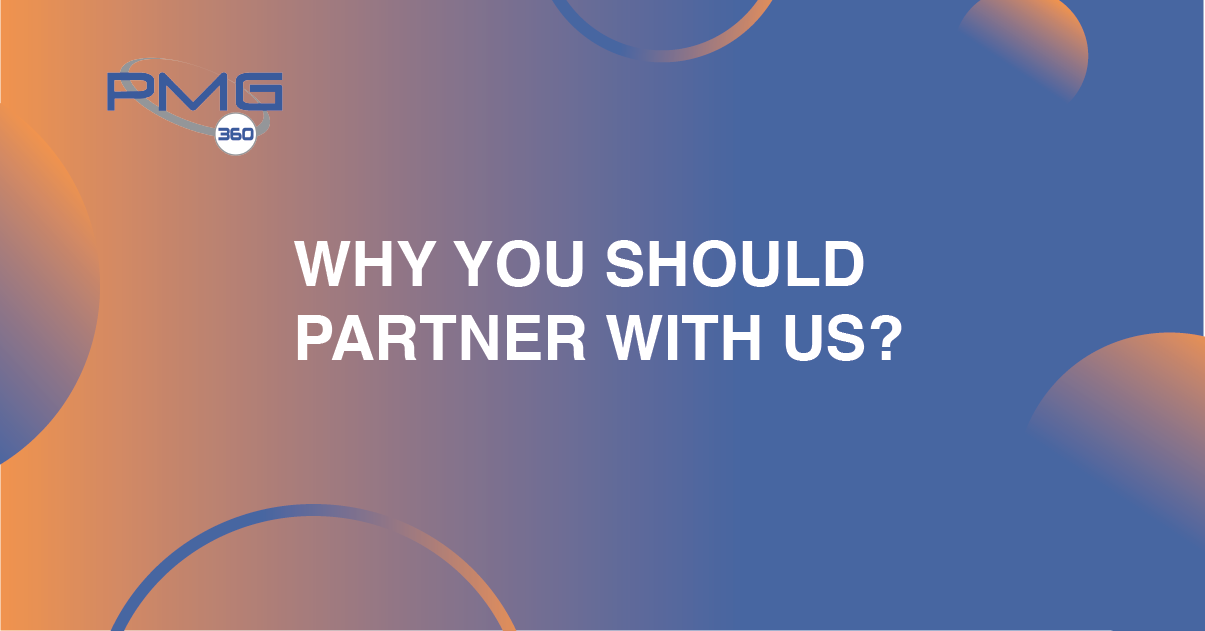 why you should partner with PMG360